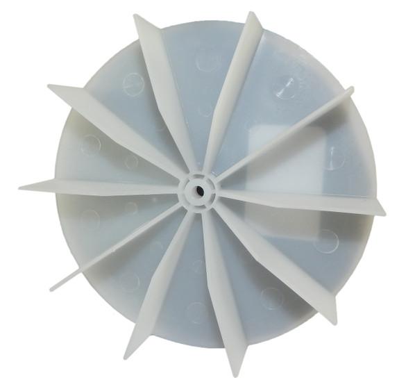 Plastic Fan Blades : Plastic fan blade quot dia bore k fasco