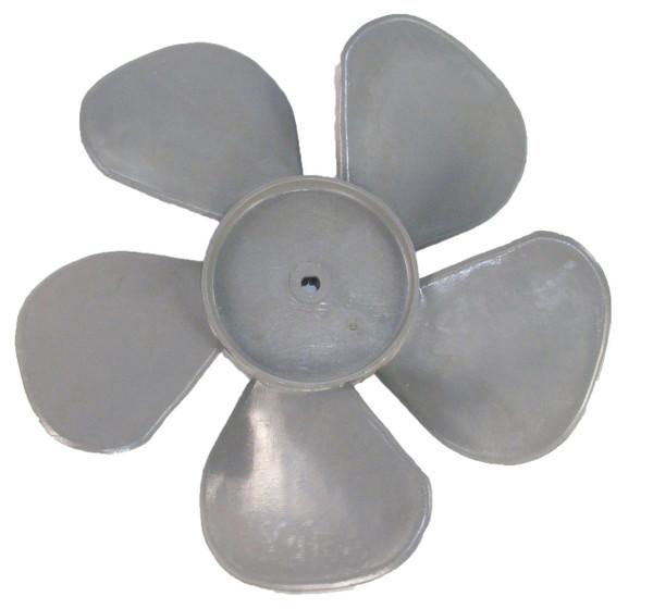 Electric Motor Plastic Fan Blade : Plastic fan blade quot dia bore cw k