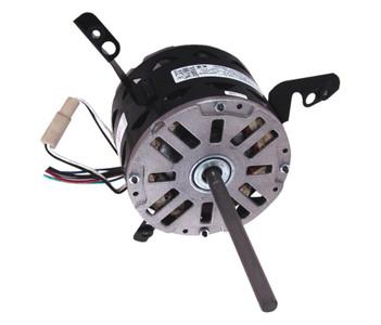"1/6 hp 1075 RPM 3-Speed 115V 5.6"" Diameter Furnace Motor Century # 9647"