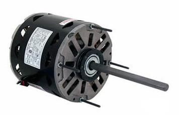 "1/3hp 1075 RPM 3-Speed 277 Volts 5.6"" Diameter Century Furnace Motor # 7FD1026"