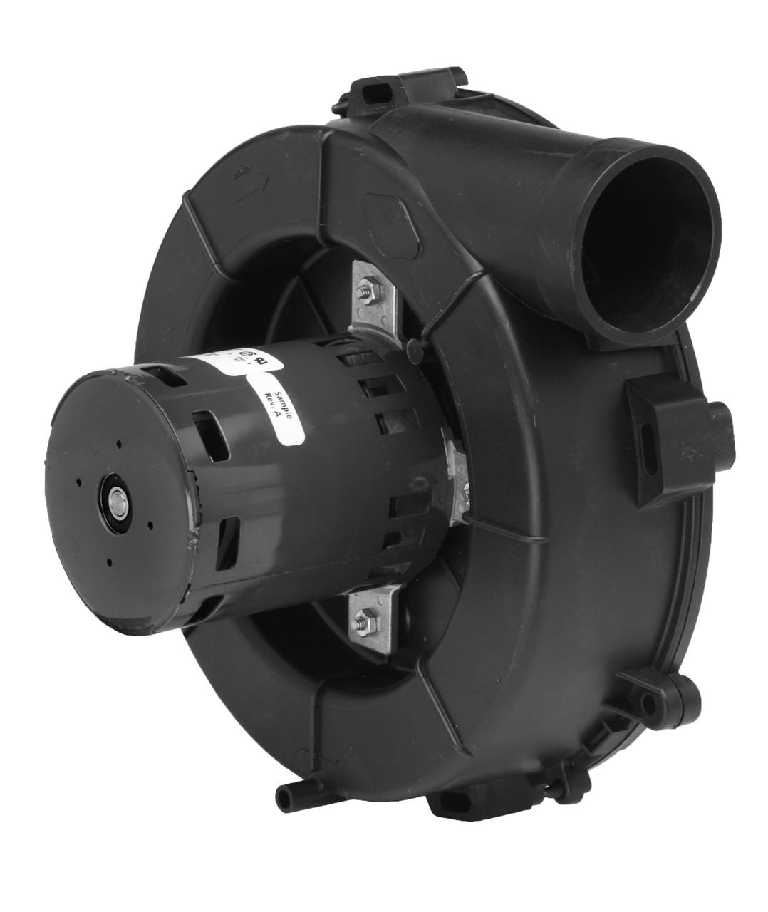 lennox furnace draft inducer blower 115v 49l5301 7021 10841 lennox furnace draft inducer blower 115v 49l5301 7021 10841 fasco a203