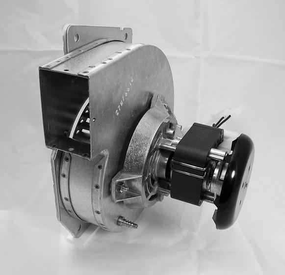 York 024 34490 000 Furnace Draft Inducer Blower 115v