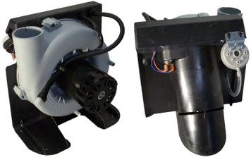 Bradford White Water Heater Exhaust Blower (117524-00, 110519-00) Fasco # W3