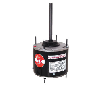 1/2 hp 1075 RPM, 1-Speed, 208-230V, 70°C Condensor Motor Century # FE1056SF
