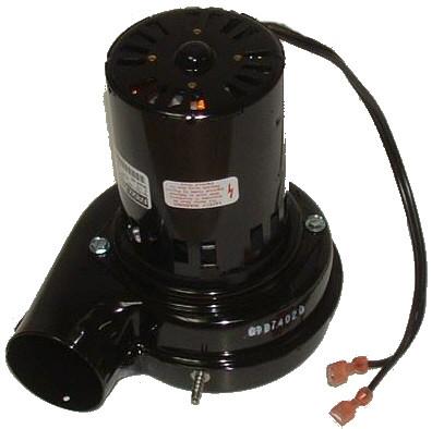 Gsw Hot Water Heater Exhaust Draft Inducer Blower 63172