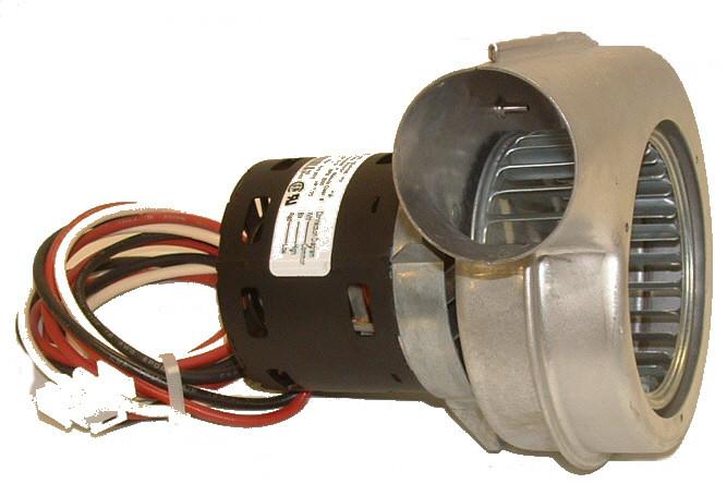 Lennox furnace exhaust venter blower 115v 83l8201 fasco for Furnace exhaust blower motor