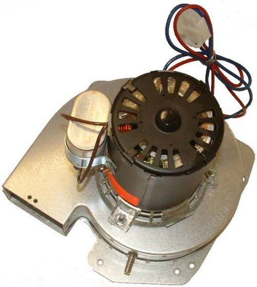 Lennox furnace exhaust venter blower 208 230v 69m3301 for Furnace exhaust blower motor