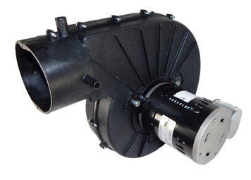 Clare High Efficiency Draft Inducer (V52 M053, HEG & HEHB 80A Series) 115 Volt # R7-RFB52