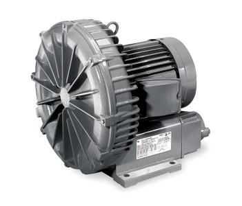 VFC400P-5T Fuji Regenerative Blower 1 hp, 8.6/4.3 amps, 115/230 Volts