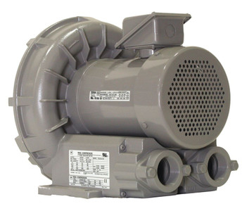 VFZ401A-7W Fuji Regenerative Blower 1.4 hp, 208-230/460 Volts