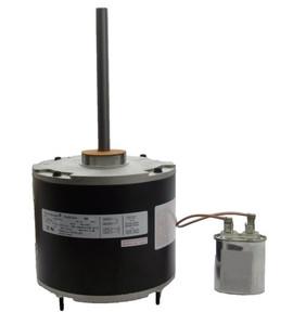 """1/3 hp 1075 RPM 48 Frame 208-230V 5 5/8"""" Diameter Condenser Fan Motor # EM3729"""