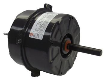 """5"""" Condenser Fan Motor 1/10 hp 1075 RPM, 208-230 Volts # 2243"""