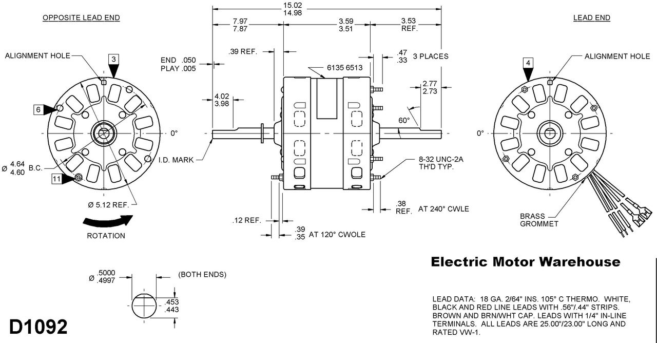 D1092_drawing__39163.1435070672.1280.1280?c=2 1 3 hp 115v 1625 rpm 2 speed rv air conditioner motor (7184 0156 fasco fan motor wiring diagram at edmiracle.co