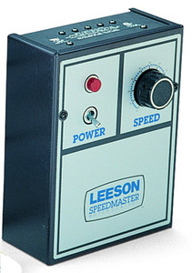 Leeson DC Motor Control # 174709 - NEMA 4 - 180V DC, 3 hp Non-Reversing