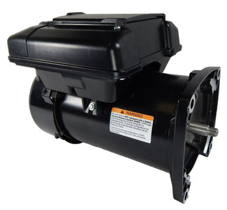Variable Speed ECM Pool Motor 1/2 hp 2-spd Square Flange 230V Century # ECM16SQU