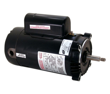 1.5 hp 2-Speed 56J Frame 230V; 2 Speed Swimming Pool Motor Century # STS1152R