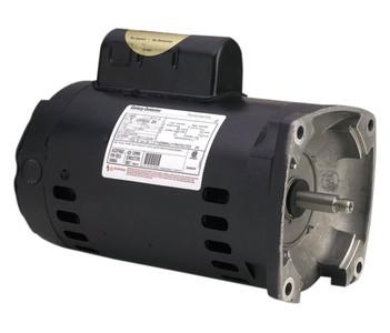 3/4 hp 3450 RPM 56Y Frame 115/208-230V Square Flange Pool Motor Century # B2661