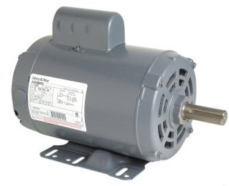 3-4 hp 3600 RPM Aeration Farm Motor 145T Frame 230V Century Electric Motor # K112V1
