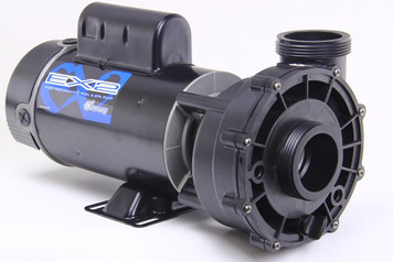 2 hp 2-Speed 230V Waterway Spa Pumps 56 Frame Aqua-Flo model EX2, XP2 | 3720821-1W