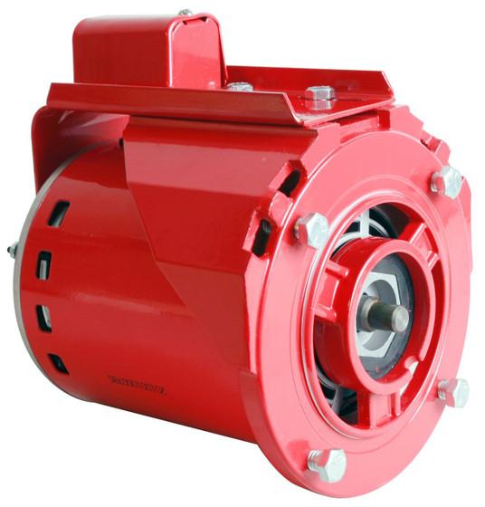 1 4 hp 1725 rpm 115v bell gossett circulator pump for Bell gossett motors