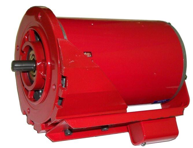 1 hp 1725 rpm 230 460v bell gossett circulator pump for Bell gossett motors