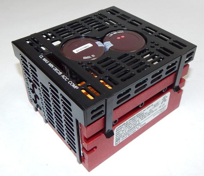 Kb electronics single phase to three phase inverter 1 2 hp for Single phase motor inverter