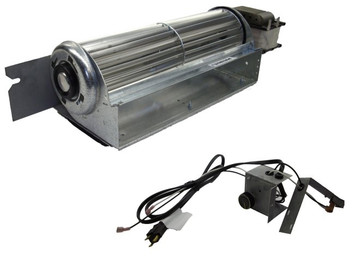 Fireplace Blower for Hunter 770, Rotom Replacement # R7-RB68