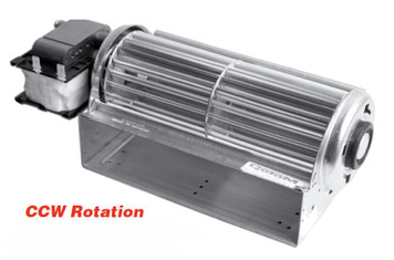 Fireplace Blower for Hunter 770, HDS2000, Regency P33-2; Rotom Replacement # R7-RB84