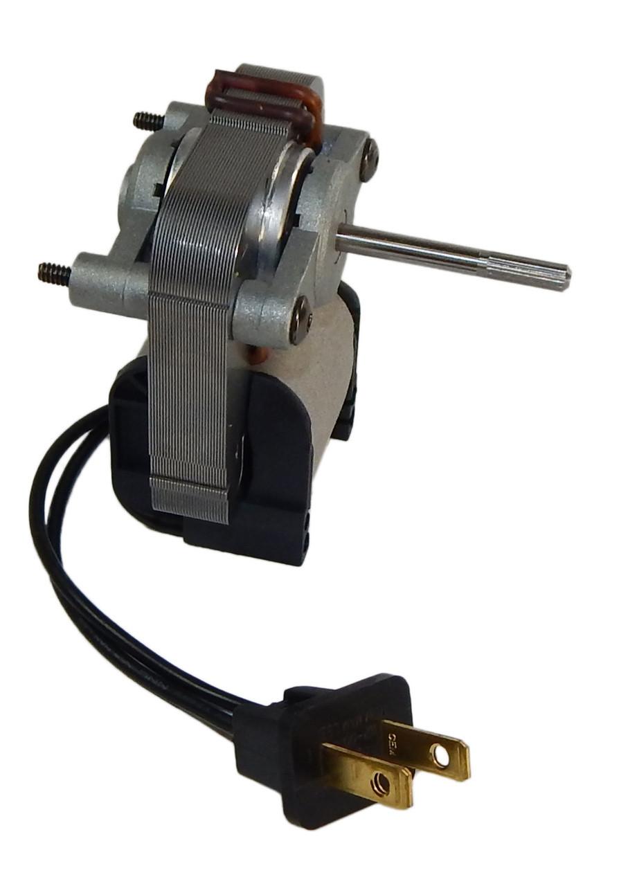 763RLN  667RN Nutone Fan Motor   86677  C 86677  3100 RPM 1 0. Nutone Broan Replacement Fan Motors   Electric Motor Warehouse