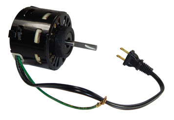Broan Fan Motor (315, 317 Lo Sone Ventilators) # 97008342 1600 RPM 120V