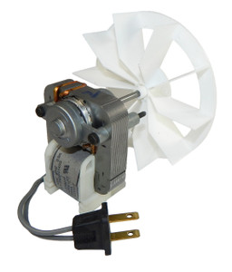 Broan Replacement Vent Fan Motor and blower wheel # 97012041, 50 CFM 120V