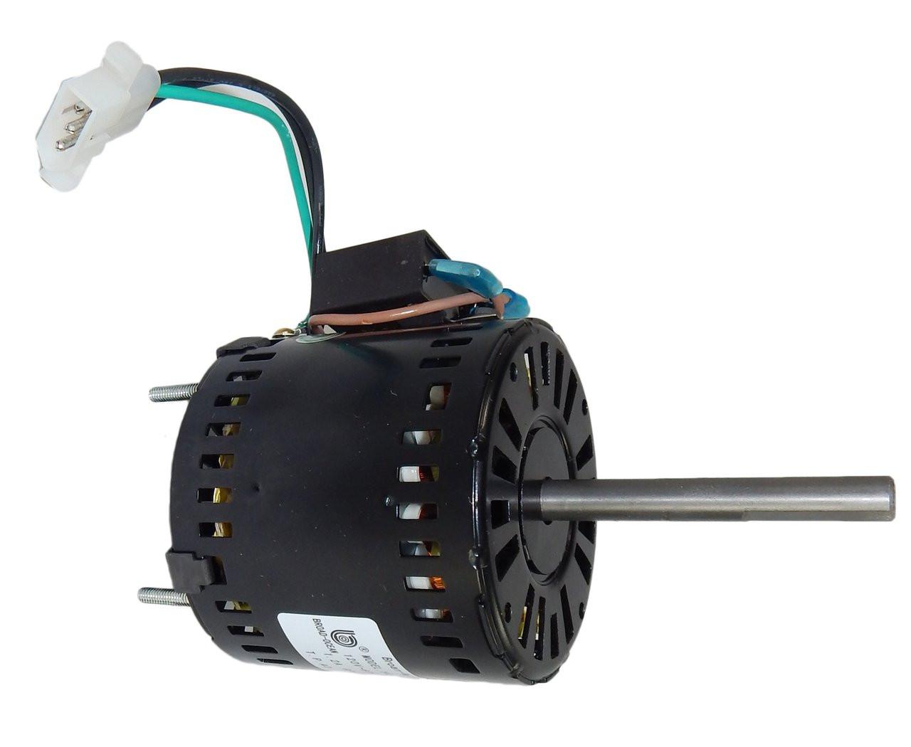 broan l300 replacement vent fan motor 99080485 1750 rpm 1 2