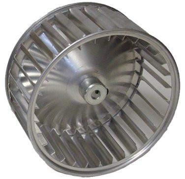 Broan blower wheel ccw 5000 6000 range hoods 300 301 for Range hood motor fan