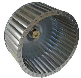 Broan Blower Wheel CW - 325, 325H, RM325H Blower, 366 LoSone Vent # 99020145