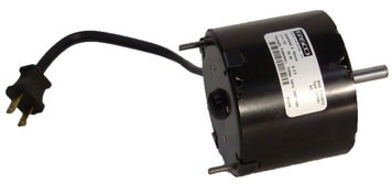 "3.3"" Diameter Qmark Marley Electric Motor 1750 RPM .9 amps, 120V # 7163-9672"