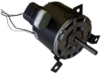 Penn Vent Electric Motor (7124-2372, HF2H047N) 1/4 HP, 1725 RPM, 115 Volts # 63749-0