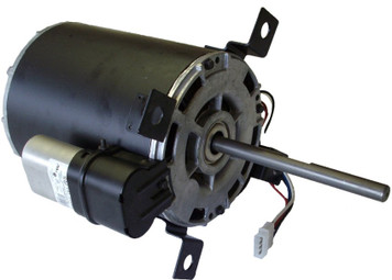 Penn Vent Electric Motor (HF2G043N) 1/2 hp, 2-Speed, 115 Volts # 63751-0