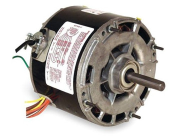 Copeland, Hussman Refrigeration Motor 1/6 hp 1625 RPM 208-230V Century # 174A