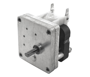 Dayton Model 52JE25 Gear Motor 21 RPM 1/300 hp, 230V 50hz.