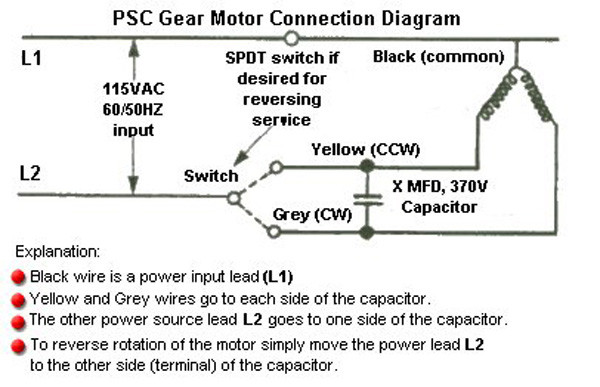 52JE32_connect__80927.1486220107.1280.1280?c=2 dayton model 52je32 gear motor 4 rpm 1 150 hp 115v 60hz Dual Capacitor Wiring Diagram at edmiracle.co