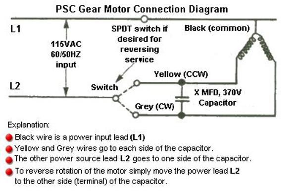 52JE32_connect__80927.1486220107.1280.1280?c=2 dayton model 52je32 gear motor 4 rpm 1 150 hp 115v 60hz Dual Capacitor Wiring Diagram at nearapp.co