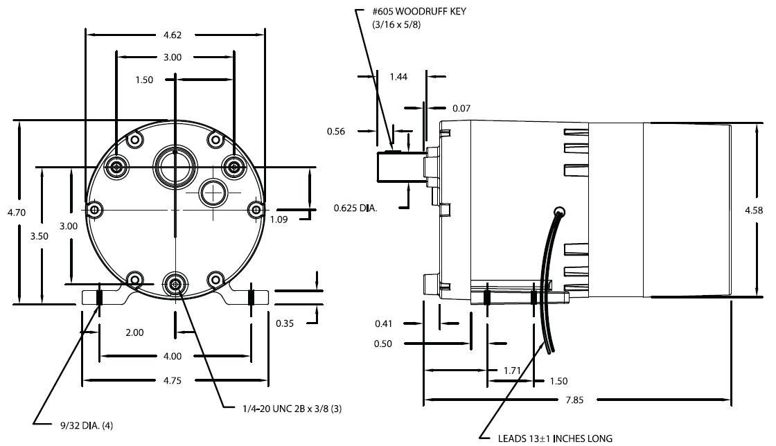 4 Wire Gm Alternator Wiring Diagram 2844,Gm • Mifinder.co