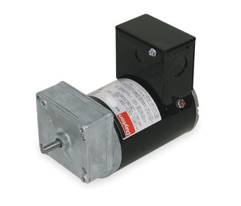 Dayton Model 1LPV1 Gear Motor 96 RPM 1/20 hp 115/230V