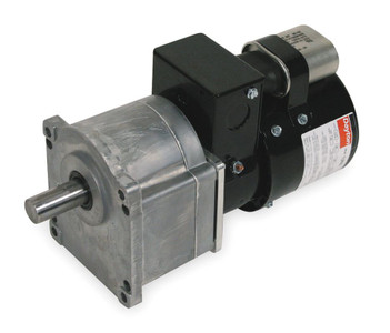 Dayton Model 1LPX5 Gear Motor 10 RPM 1/12 hp 115/230V (2H419)