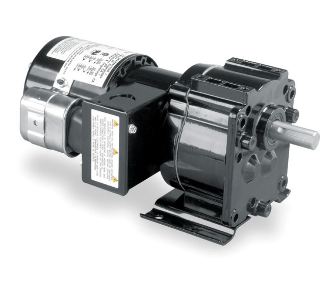 Dayton Model 4z518 Gear Motor 15 Rpm 1 15hp 115 230v