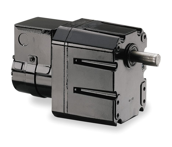 Dayton Model 2h618 Gear Motor 1 2 Rpm 1 58 Hp 115 230v