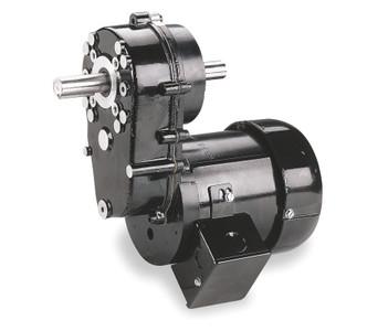 Dayton Model 1L509 Gear Motor 12 RPM 1/4 hp 115/230V