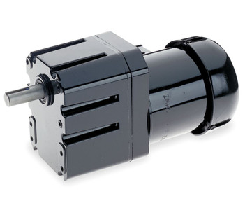 AC Parallel Shaft Three Phase Gear Motor 24.0 RPM, 1/4 hp 230V Three Phase Model 4ZJ50