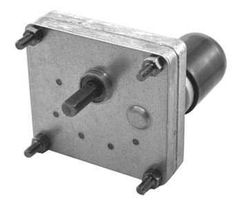 Dayton Model 52JE48 DC Gear Motor 3.4 RPM 1/425 hp 12VDC