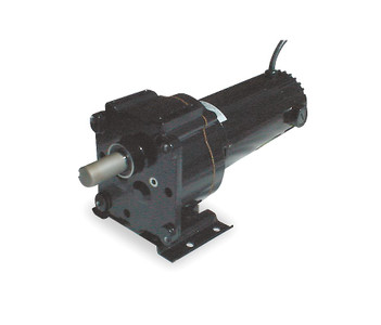 Dayton Model 4ZJ45 TENV Gear Motor 8.3 RPM 1/8 hp 24 VDC
